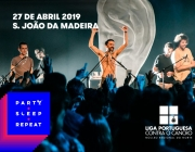 PARTY SLEEP REPEAT 2019 - Festival de Música Solidário