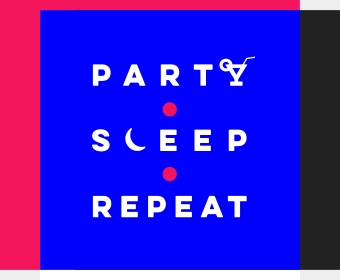 Festival Party Sleep Repeat 2018