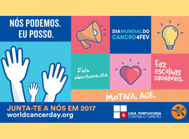 DIA MUNDIAL DO CANCRO no Norte em 2017